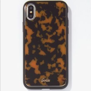 Sonix Brown Tort iPhone XS Case